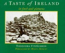 A Taste of Ireland: In Food and Pictures-ExLibrary