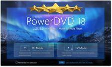 CYBERLINK POWER DVD ULTRA 2018 -- PowerDVD è il compagno essenziale per l'intrat