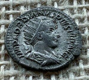 Gordian 111 AR Antoninianus EF AD 241 to AD 243