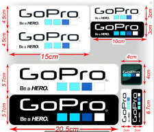 Free Shipping 9 Salt Water gopro stickers marine use boat Kayak canoe jet ski
