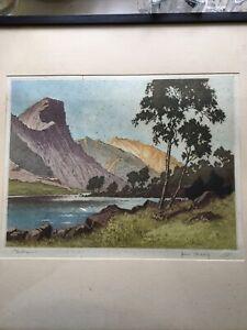 James Priddey (1916 - 1980) Artists Signed Proof