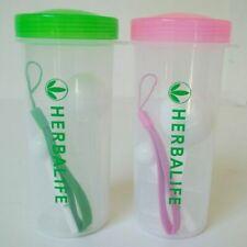 Nutrition Drinkware Protein Shaker Sport Straw Powder Milkshaker Water Bottle