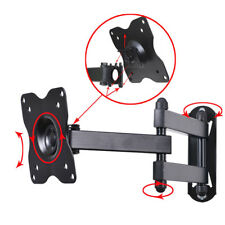 Tilt Articulating Swivel LED TV Monitor Wall Mount 19 22 23 24 26 29 Bracket M79