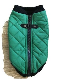 Gooby Quilted Dog Vest Size Small