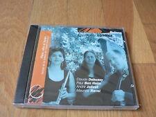 Ensemble Lumina : Autour de la Sonate de Debussy - Jolivet, Ben Haïm -CD XCP