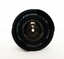 Vintage RMC TOKINA 17mm 3.5 Ultra Wide Angle Lens for M42 fit PARTS REPAIR
