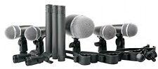 Microfoni PROEL DMH8XL Set di 8 microfoni per batteria Drum Set