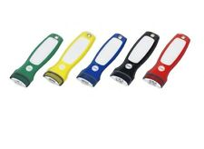 DUNLOP Slim 2 LED Magnet Torch Slim LED TORCH Flashlight Light! LED TOOL BRIGHT