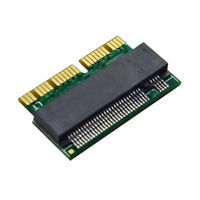 HB- NVMe PCIe M.2 SSD Adapter Card for MacBook Air Pro A1398 A1502 A1465 2013 We