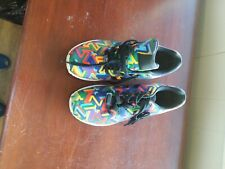 Adidas Torsion ZX Flux Men's Size 8 Multicolor Prism Running Shoe