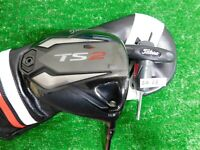 Titleist TS2 11.5* Driver Kuro Kage TiNi 50 Regular Graphite with HC & Tool Mint