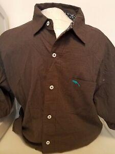 NEW Bob Timberlake Men's Hawaiian Short Sleeve Button Up Shirt Size 2XL
