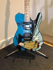Custom Shop Fender Telecaster Rework Tintin Handbuilt Guitar