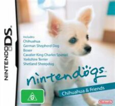 Nintendogs Chihuahua & Friends DS Game USED