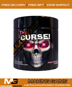 Cobra Labs The Curse Preworkout | All Flavours | Only the BEST @ MAKING GAINS