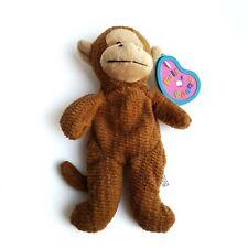 Avon Full O' Beans Birthstone Plush Animal June Coconut the Monkey