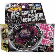 GENUINE Takara Tomy Gravity Perseus AD145WD Beyblade BB80 STARTER SET WITH BB115