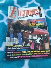 ELECTRONICS The Maplin Magazine October - November 1990