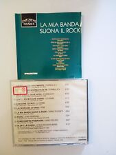 COMPILATION - LA MIA BANDA SUONA IL ROCK  - (EMOZIONI IN MUSICA DE AGOSTINI) CD