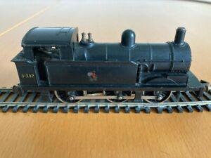 Hornby Dublo Meccano Ltd 0-6-0 Black Tank Locomotive 31337 00 Gauge