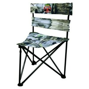 Primos 60085 Double Bull Tri-Stool Hunting Blind Chair