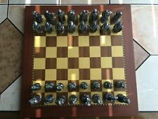 The Tudor Mint Lord of Rings Chess Set