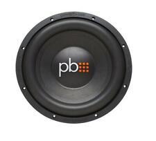 "PowerBass S-1204D 600 W Max 12"" Dual 4-Ohm Car Audio Subwoofer"