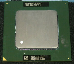 Intel Pentium 3 Celeron Tualatin 1GHz bis 1,4GHz 100 133 FSB Sockel 370