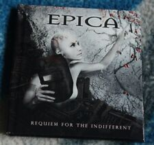 EPICA REQUIEM FOR THE INDIFFERENT 2012 GERMAN CD DIGIBOOK NUCLEAR BLAST