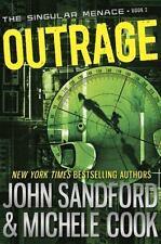 Outrage (The Singular Menace, 2)-ExLibrary
