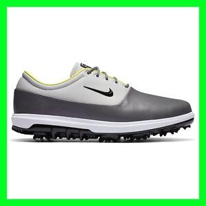 Nike Air Zoom Victory Tour Golf Shoes Cleats Gray Volt Black AQ1479-010