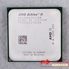 AMD Athlon II X2 260  Dual-Core CPU (ADX260OCK23GM) Skt AM3 3.2/2M/533 Free ship