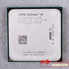 AMD Athlon II X2 260  Dual-Core CPU (ADX260OCK23GM) Skt AM3 3.2/2M/533 Free ship