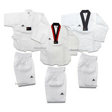 Taekwondo Uniform adidas ADI-STAR Taekwondo Dobok Set All Sizes-WTF Approved