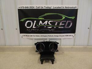 17 16 Chevrolet SS Sedan Instrument Gauge Cluster Speedometer GM 92283333 11K