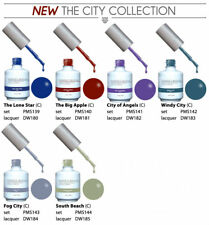 LeChat Perfect Match The City Collection Gel + Nail Polish 0.5 oz #139 - #144