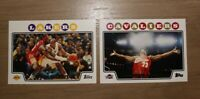 Kobe Bryant And Lebron James 2008 Topps 9 Or 10 Grade must have for collectors!!