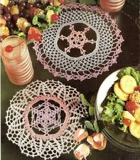 Summertime Garden Party Doilies/Doily/