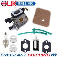 Carburetor for STIHL FS38 FS45 FS46 FS55 KM55 FS85 Air Fuel filter Gasket Carb W