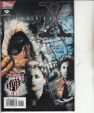 The X Files-Issue 9-Topps Comics  1995-Comic
