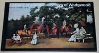 GB 1980 THE STORY OF WEDGWOOD PRESTIGE £3 BOOK DX2 MINT STAMPS SEE SCAN 1227+