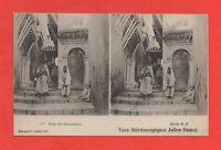 Ansichten Stereoskopische Julien Damoy - Algerien - Algier - Straße des Kamel (