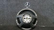 v 39-02 Mercedes R170 SLK W208 LEDER Airbaglenkrad Lenkrad