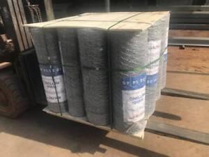 Premium Chicken Wire Netting Mesh Poultry Fencing Chicken Coop Multi Sizes