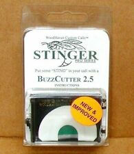 New Woodhaven Stinger Pro Series BuzzCutter 2.5 Turkey Call - Diaphragm Call