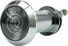 Türspion 200° 16mm verchromt 200° Weitwinkel 35-50 mm Spion