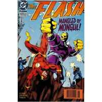 Flash (1987 series) #102 in Near Mint condition. DC comics [*ps]