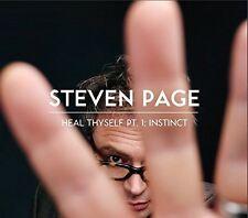 Steven Page - Heal Thyself PT.1 Instinct [New CD] Canada - Import