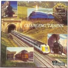 No Artist - The World Of Railways: Changing Trains - LP Vinyl Record
