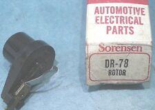 SORENSEN # DR-78 Distributor Rotor; 4 & 6 CYLINDER G.M; AMC; IHC.JEEP  VEHICLES